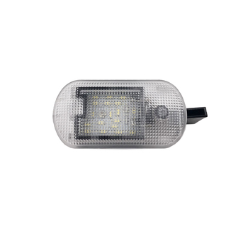 1PC Canbus LED Daiktadėžė Lempos Šviesos VW Bettle Bora Golf Variantas Caddy Touareg Touran už Skoda Superb Fabia Yeti