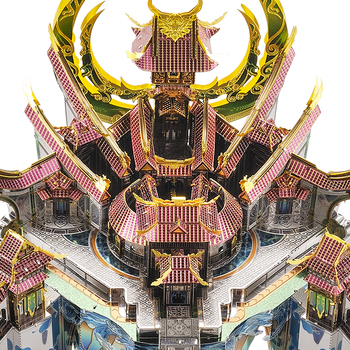 Microworld Dragon Palace modelis